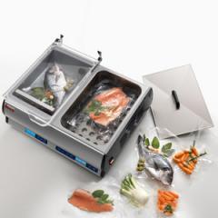 Вакуум-варочная машина для Sous Vide приготовление продуктов в вакууме Easy soft