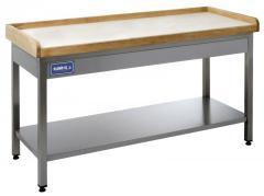 Стол производственный для мучных работ Кий-В СП-4-МУЧ 1500х600