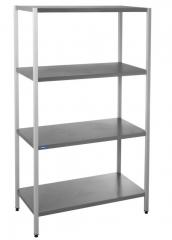 Rack from the KIY-V stainless steel the
