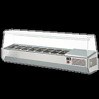 Витрина холодильная Asber EV-135