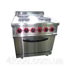 Плита электрическая 4-х конфорочная с духовкой Sybo A032