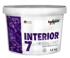 Краска интерьерная INTERIOR 7