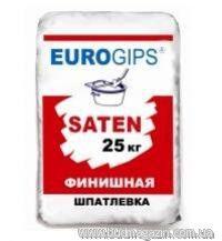 Hard putty plaster EUROGIPS IZO of 30 kg