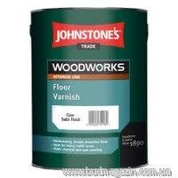 Varnish glossy 2,5l Johnstones Floor Varnish Gloss