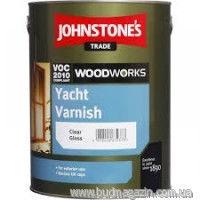 Yacht varnish 2,5l Johnstones Yacht Varnish