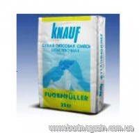 Hard putty for Knauf seams Fugenfyuller of 25 kg
