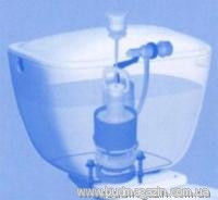 Fittings for a toilet bowl tank shtokovy
