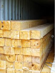 The timber / Dry board and wooden beam