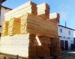Pine beam 100х100