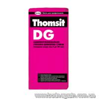 The self-leveled mix Thomsit DG