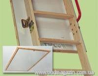 Garret ladder of Fakro Komfort LWK-280 60*120