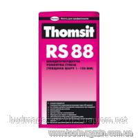 Quick-hardening repair mix Thomsit RS 88