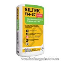 The self-leveled Siltek FM-57 floor