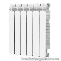Radiator aluminum Fondital MASTER 500/100 S-5