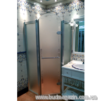 Shower cabin of Grand Tenerife Silver 10-22-165 S