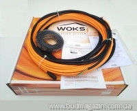 Twin-core cable Heat-insulated floor of Woks-17