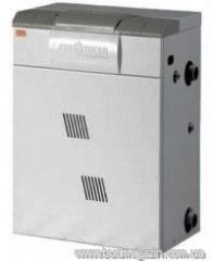 Copper gas, parapet, double-circuit Kolvi 16 TBY