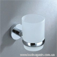 Glass for bathing SP 8121 chrome