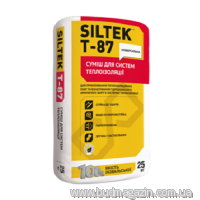 Mix for system of thermal insulation Siltek T-87
