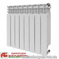 Radiator bimetallic AB mm Fittings 500/75