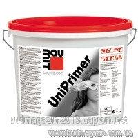 Gruntuyushchya basis of 25 kg of Baumit Unipraymer