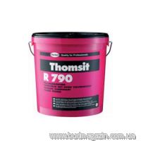 Soil-hard putty for restoration of an old floor of