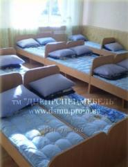 Bed the nursery (a chipboard laminated, plywood)