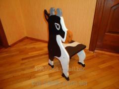 Chair children's cow code 76360158