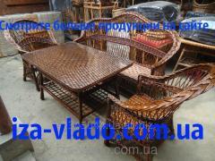 Плетеная мебель из лозы  код  272861210