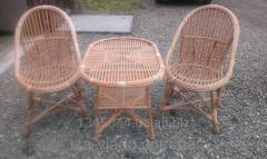 Плетеная мебель из лозы- Набор Вiдпочинковес