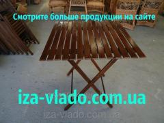 Table folding chocolate code 102040960