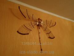 Souvenirs wattled of a rod the Dragonfly a code