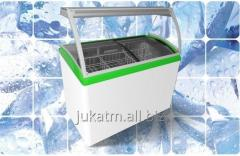 Freezer Showcases for sale Scooping M300 SL / M400