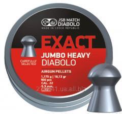 Пули JSB Exact Jumbo Heavy 500 шт. кал 5.52 1,175