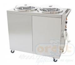 Диспенсер для тарелок Orest PD-100 100 тар.