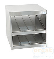 Тепловая витрина для бургеров Orest VTB-2-hi инфракрасный нагрев