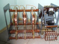 Электромагнитные контакторы  типа КВ-2М У2
