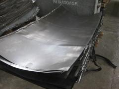 Rolled sheet. Cold-smoked Liszt steel 3 of the