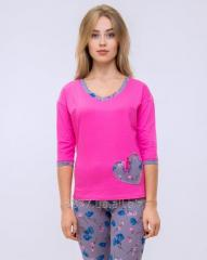 The jumper is female pink, a code: 2063