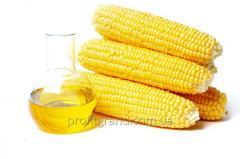 Кукурузное масло растительное жирное