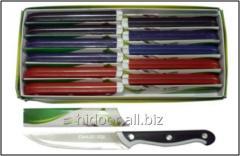 Нож черно-белый 5    230мм   (600 шт. в ящике)  К36601