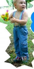 Брюки джинсовые для мальчика, Америка