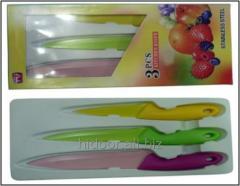 Набор керамических ножей PN-388 3РС     (72 шт. в ящике)