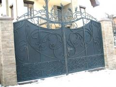 Gate shod (Kiev), gate the shod price, shod gates