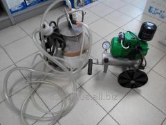 Milking machine of Doyarochk