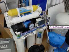 Оборудование для очистки воды Crystal RO-6...