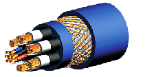 Cables mine KGEShuS-PB