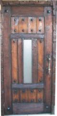 Doors decorative (Kiev), semi-antique decorative