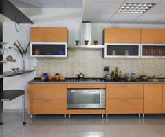 Кухни. Дизайн кухни. Красивая отделка кухонных