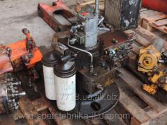 Гидравлический насос CASE 61 POCLAIN